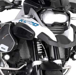 GiVi tank panniers BMW R1200 Adventure LC all years