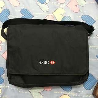 HSBC Laptop bag