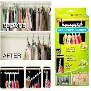 Triple Closet Wonder Hanger