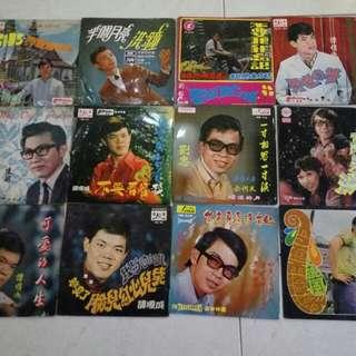 Vinyl record 黑胶唱片