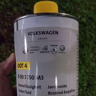 Original Dot 4 Brake Fluid (1L)