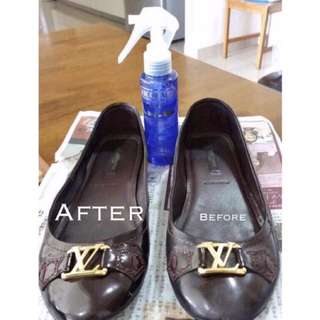 Cleaner for shoes & bags