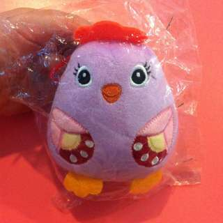 New! Chick plush toy / soft toy with suction cup