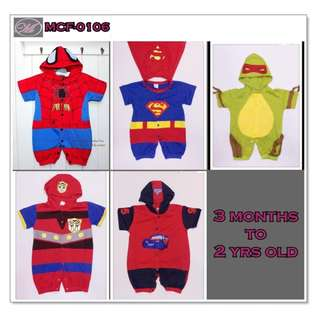 CODE: MCF-0106 Baby Over All