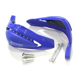 HANDGUARD CROSS LED BLUE