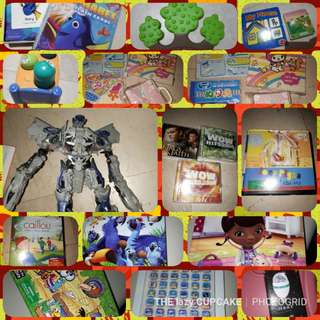 Assorted items for sale pls see price list in description