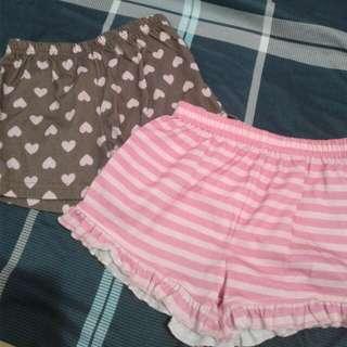 Repriced shorts bundle
