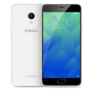 Meizu M5 16GB white color