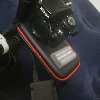 Used Nikon D80
