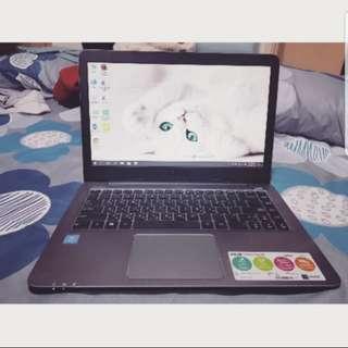 ASUS E403NA標準筆電