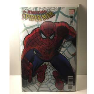 The Amazing Spider-Man #689 - Lenticular Motion Cover - Marvel Comics