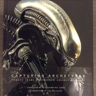 Hot Toys Sideshow Capturing Archetypes - Twenty Years Of Sideshow Collectibles Art
