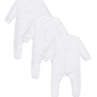 Brand New Mothercare Sleepsuits size 3-6 months