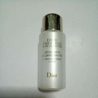 BN Dior Prestige White Collection Satin Brightening Lotion
