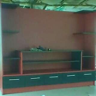 Meja tv atau bupet tv