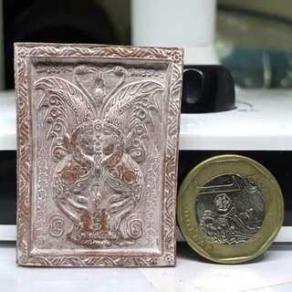 Butterfly amulet Block a B.E. 2547 wat weruwan Kruba Krissana