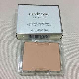 Cle de peau beaute brightening powder foundation refill (B10)