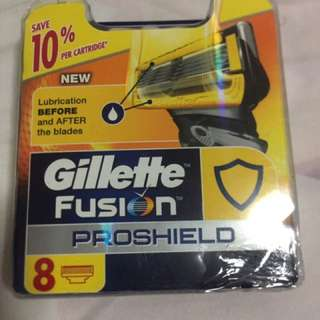 Gillette Fusion Proshield