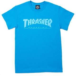 🚚 Thrasher 短袖 9成尺寸m公司貨正品