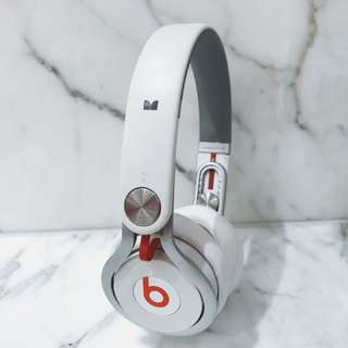 Beats by Dr Dre and David Guetta Mixr headphones