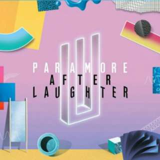 LF: Paramore Concert Ticket