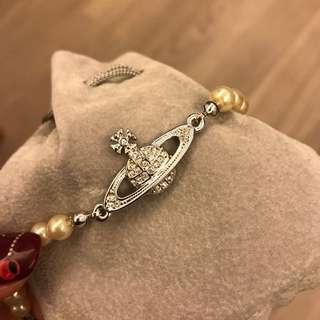 Vivienne Westwood 珍珠手鍊