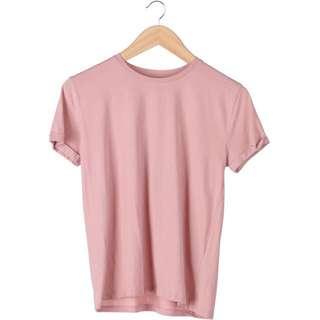 Stradivarius basic t shirt