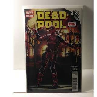 Deadpool #34 - Marvel Comics