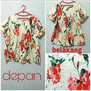 blouse flower bangkok