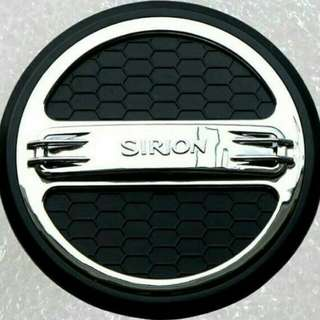 Sirion tank cover luxury black