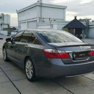 Honda Accord Vtil 2.4 AT 2013 istimewa