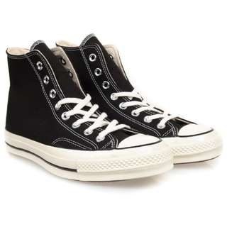 preorder converse 70s bw high or low