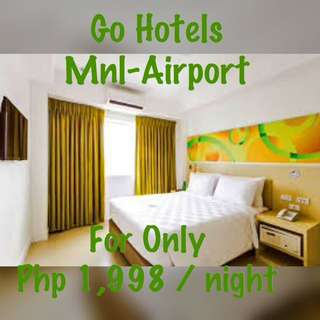 Go Hotels - Mnl Airport Road