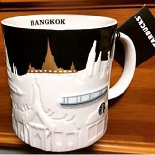 星巴克城市杯-泰國曼谷 浮雕款