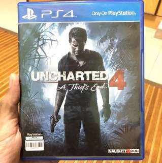 Uncharted 4 (a thiefs end)