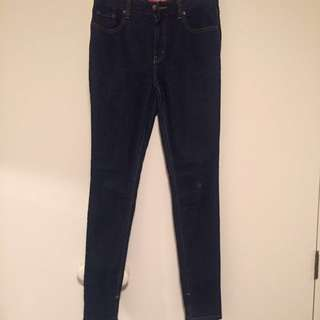 Levi Strauss jeans, size 12, skinny