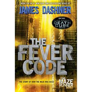 The Fever Code (James Dashner)