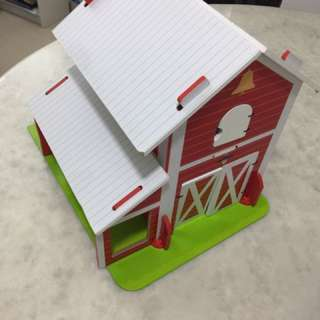Early Learning Centre (ELC) Farmhouse - set of 3