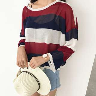 Knitted Top TCS*ready stock*
