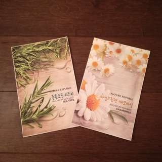 FREE KOREAN FACEMASK with every purchase!