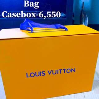Authentic Louis Vuitton Box