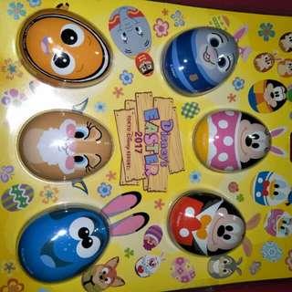 Tokyo Disney Easter 2017 6 Mini Tins