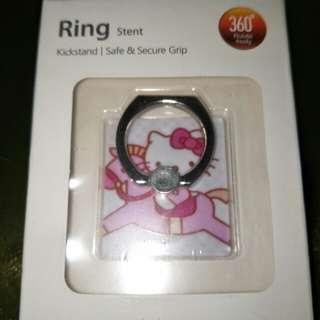 Hello Kitty Handphone Ring Holder