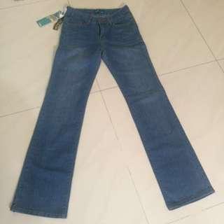 NEW Ladies Jeans straight cut - Jeep
