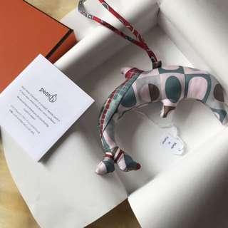 Hermes petit h dolphin charm 可掛Birkin Kelly Lindy 情人節禮物