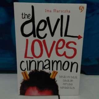 Novel The Devil Loves Cinnamon