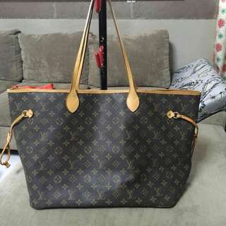 LV Neverfull GM with Datecode