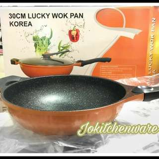 Wok Pan Lucky Wok Pan 30cm