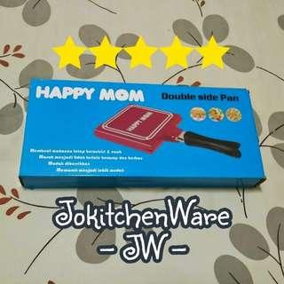 Cetakan Waffle Satay HappyCall