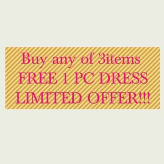 LIMITED OFFER!!